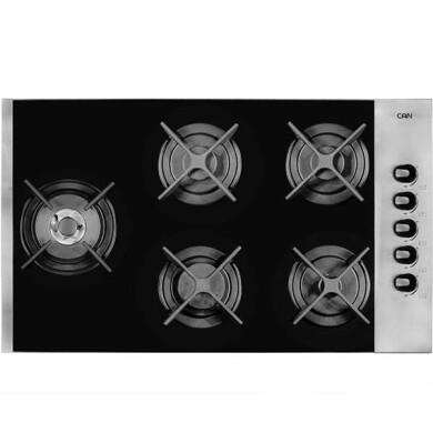 اجاق گاز کن استیل شیشه ای مدل522M Glass steel stove model 522M