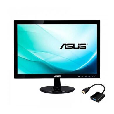 مانیتور ایسوس مدل VS197DE-New Version سایز 18.5 اینچ Asus VS197DE Monitor - New Version Size 18.5 inches