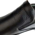 کفش مردانه چرم نوین تبریز مدل پترو کد 200S-105 New leather men's shoes, Tabriz, Petro model, code 200S-105