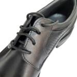 کفش مردانه چرم نوین تبریز مدل سناتور کد 200S-106 New leather men's shoes, Tabriz, Senator model, code 200S-106