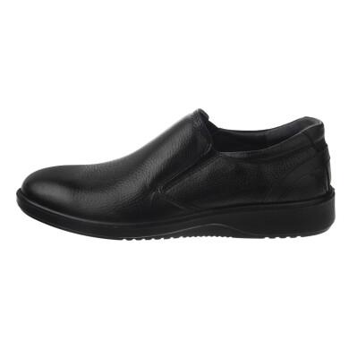 کفش روزمره مردانه نوین چرم مدل 7216A-101 Modern leather men's shoes, model 7216A-101
