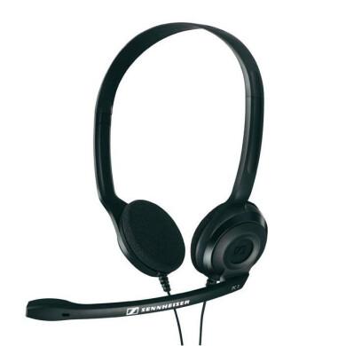 هدست سنهایزر  دوگوش مدل PC 3 CHAT Sennheiser PC 3 CHAT Headset