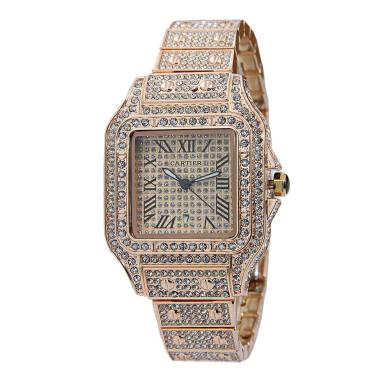ساعت فول نگین کارتیر Full Negin Cartier watch