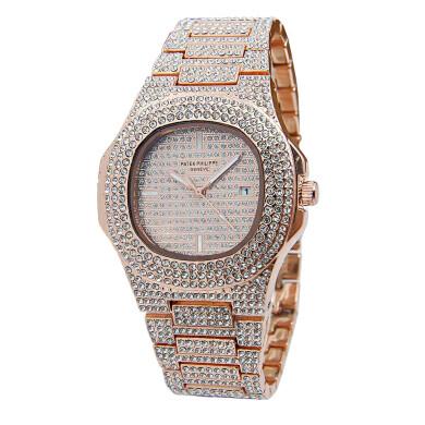 ساعت پتک فیلیپ مدل فول نگین FUll Watch PATEK PHILIPPE