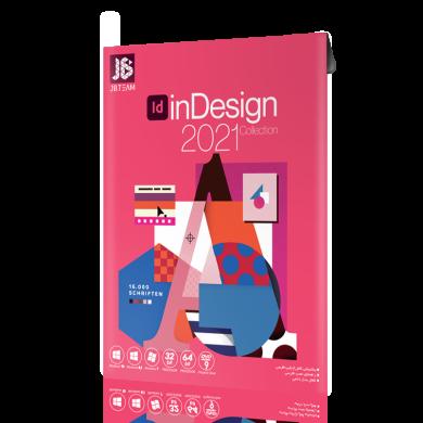 نرم افزار ایندیزاین ۲۰۲۱ Indesign 2021
