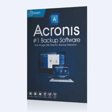نرم افزار JB Acronis Collection 2017 JB Acronis Collection 2017 software
