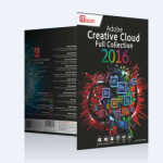 مجموعه کامل از نرم افزار Creative Cloude CC Up 2016 Full Collection Creative Cloude CC Up 2016 Full Collection