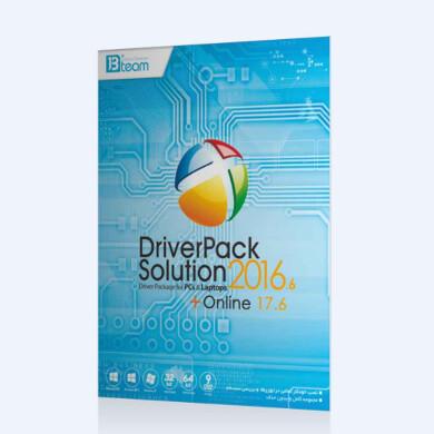 نرم افزار DriverPack Solution 2016.6  Online 17.6 DriverPack Solution Software 2016. 6  Online 17. 6