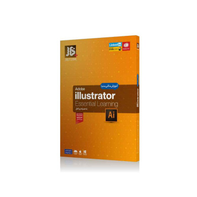 نرم افزار آموزشی Illustrator Illustrator training