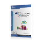 نرم افزار Microsoft Dynamic CRM 2016 Microsoft Dynamic CRM 2016 software