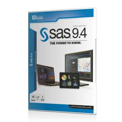 نرم افزار Sas 9.4 Sas software 9. 4