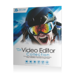 نرم افزار VIdeo Editor VIdeo Editor software