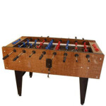 فوتبال دستی مدل F123 Table football model F123