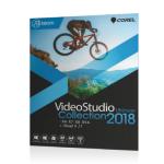 نرم افزار کورل ویدئو Corel Video Studio2018  Corel Video Studio2018 software