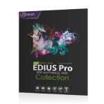 نرم افزار Edius  Edius software