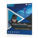 نرم افزار Corel Video Studio x10 Corel Video Studio x10 software