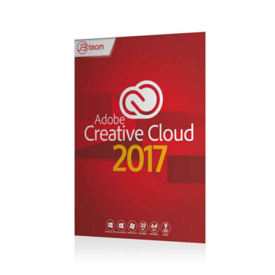 نرم افزار Creative Cloude CC 2017 Creative Cloud CC 2017 software