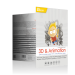 نرم افزار ۳D & Animation 3D & Animation software