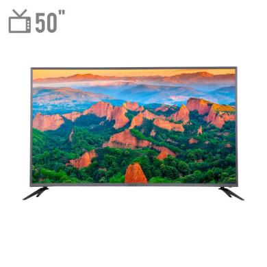 تلویزیون کیولد هوشمند پانورامیک مدل PA-50SA3657 سایز 50 اینچ Panoramic PA-50SA3657 QLED TV 50 Inch