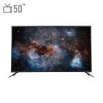 تلویزیون ال ای دی هوشمند پانورامیک مدل PA-50SA3643 سایز 50 اینچ Panoramic PA-50SA3643 LED TV 50 Inch