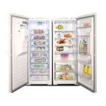 یخچال و فریزر دوقلو 23 فوتی پلادیوم مدل یونیک PDR23-PDF23W 23-foot Palladium Twin Refrigerator Unique Model PDR23-PDF23W