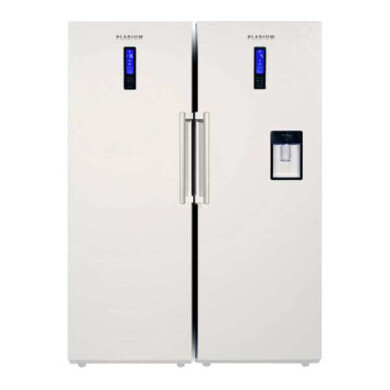 یخچال و فریزر دوقلو پلادیوم مدل 24 Palladium twin refrigerator model 24