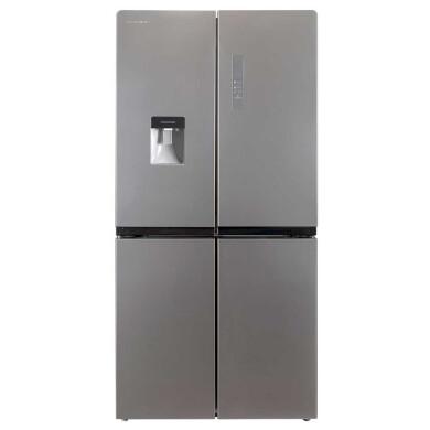 یخچال و فریزر ساید بای ساید پاکشوما مدل P190S Pakshoma P190S Side By Side Refrigerator