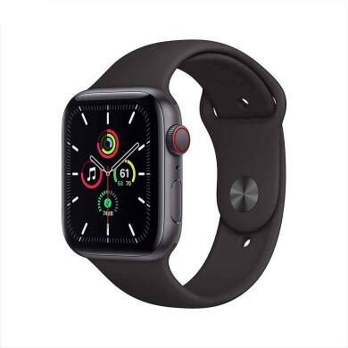 ساعت هوشمند اپل واچ سری SE مدل 44mm Aluminum Case Apple Watch Series SE 44mm Aluminum Case