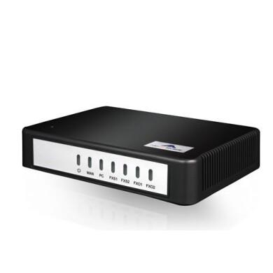 گیت وی تلفن آنالوگ به آی پی (FXO) نیوراک Newrock HX440G Newrock HX440G analog telephone gateway (FXO)