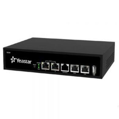 گیت وی تلفن آنالوگ به آی پی (FXO) یستار Yeastar TA810 Yastar Yeastar TA810 Analog IP Phone (FXO)