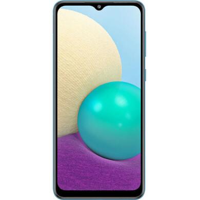 گوشی موبایل سامسونگ مدل Galaxy A02 SM-A022F/DS دو سیم کارت ظرفیت 64 گیگابایت و رم 3 گیگابایت Samsung Galaxy A02 SM-A022F/DS Dual SIM 64GB And 3GB RAM Mobile Phone