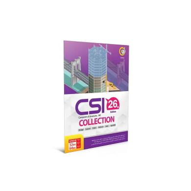 نرم افزار CSI Collection 26th Edition CSI Collection 26th Edition software