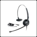 هدست تک گوش یالینک Yealink YHS33 Yealink YHS33 monochrome headset