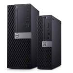کامپیوتر دسکتاپ دل مدل Optiplex 5070 MT- B Dell Optiplex 5070 - B Desktop PC