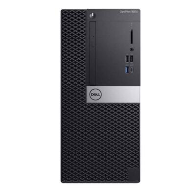 کامپیوتر دسکتاپ دل مدل Optiplex 5070 MT- C Dell Optiplex 5070 - C Desktop PC