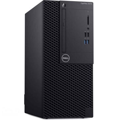 کامپیوتر دسکتاپ دل مدل Optiplex 3070 MT- C Dell Optiplex 3070 - C Desktop PC
