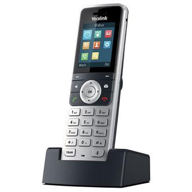 تلفن بیسیم تحت شبکه یالینک مدل Yealink W53H Yealink W53H wireless phone