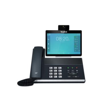 تلفن تحت شبکه لمسی تصویری یالینک مدل Yealink VP59 Yealink VP Video Touch Network Phone 59