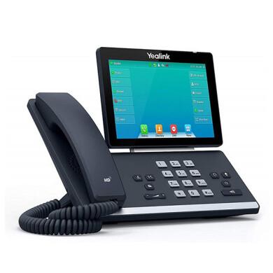 تلفن تحت شبکه یالینک مدل Yealink SIP T57W Yealink SIP T57W network phone