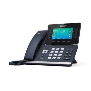 تلفن تحت شبکه یالینک مدل Yealink SIP T54W Yealink SIP T54W network phone