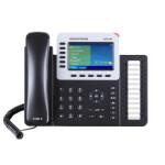 تلفن تحت شبکه گرنداستریم مدل Grandstream GXP 2160 Phone under Grandstream GXP 2160 network