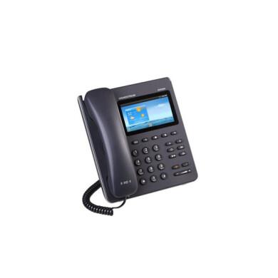 تلفن تحت شبکه لمسی گرنداستریم مدل Grandstream GXP2200 Grandstream GXP 2200 touchscreen phone
