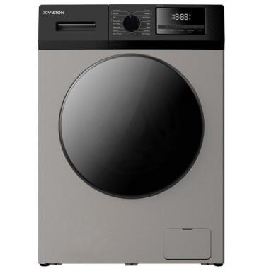 ماشین لباسشویی ایکس ویژن مدل TG72-BW/BS ظرفیت 7کیلوگرم XVision TG72 BW/BS Washing Machine 7 Kg