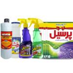 پک نظافت و شست و شو کد 102  بسته 9 عددی Cleaning and washing pack