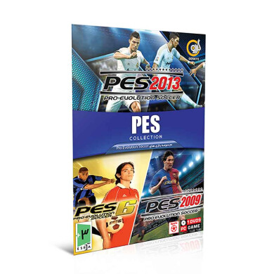 بازیPES Games Collection PC PES Games Collection PC