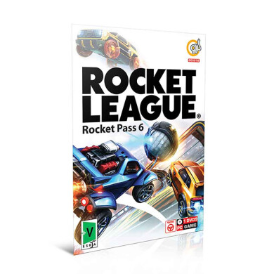 بازی Rocket League Pass 6 Enhesari Rocket League Pass 6 ERocket League Pass 6 Enhesari
