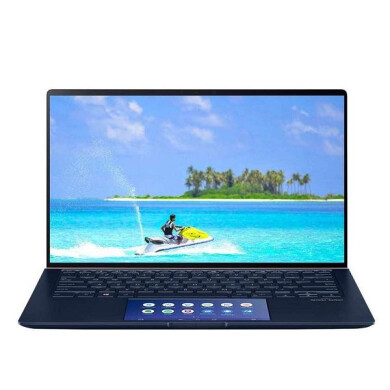 لپ تاپ 14 اینچی ایسوس مدل Zenbook UX434FLC Touch-A Asus Zenbook UX434FLC Touch-A 14-inch laptop