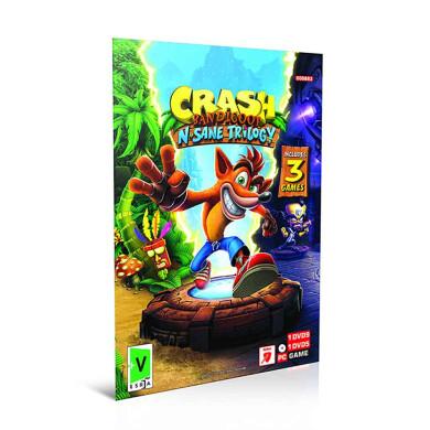 بازیCrash Bandicoot N. Sane Trilogy Crash Bandicoot N. Sane Trilogy