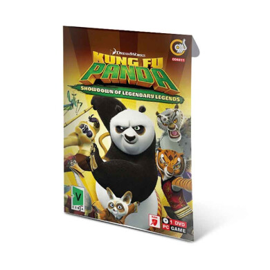 بازیKung Fu Panda Showdown of Legendary Legends Kung Fu Panda Showdown of Legendary Legends