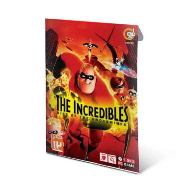 بازیThe Incredible  Rise of the Underminer The Incredible Rise of the Underminer